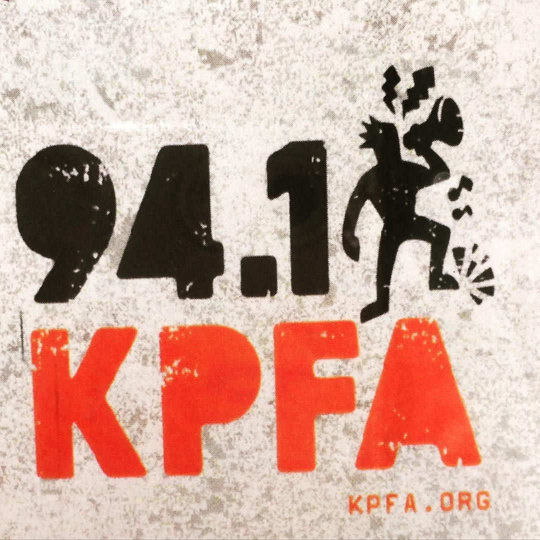 Tune into Larry Kelp's Sing Out tonight on Bay areas KPFA.  I will be sitting down with him for an in studio discussion about my new album and upcoming shows.  @freightandsalvage @kuumbwajazz @bachdancinganddynamite. 10pm #boomticboom